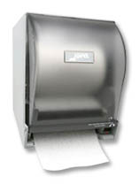 Touch-Free Paper Towel Dispenser 71002 (Transparent Smoke)