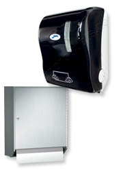 Mechanical Paper Towel Dispensers